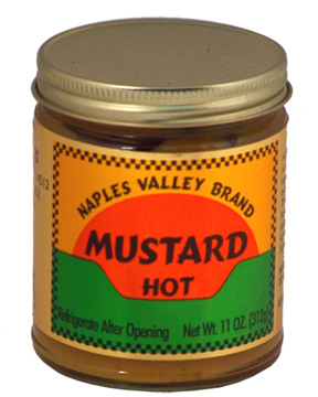 Hot And Spicy Mustard
