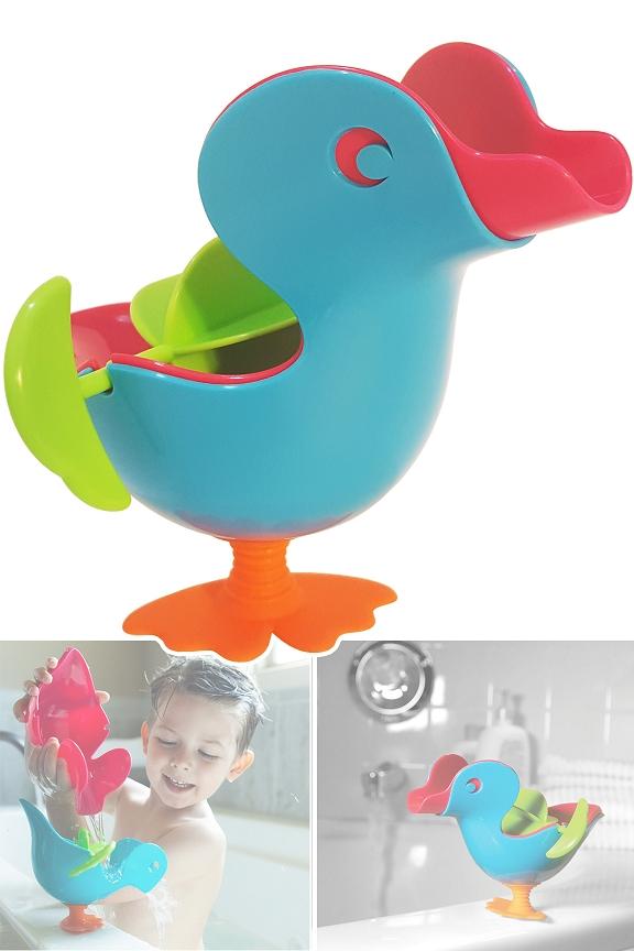 Quack Stack Bath Toy