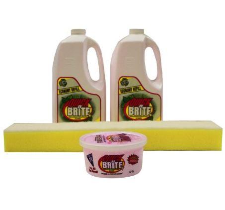 Quick N Brite Liquid Combo