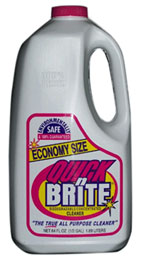 Quick n Brite 64 oz. Liquid Concentrate