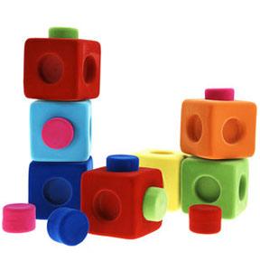Rubbablox - Rubber Building Blocks
