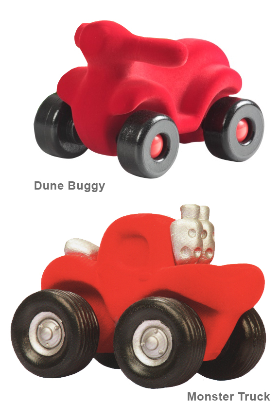 The perfect vehicle for any child. Dune buggy and monster truck.