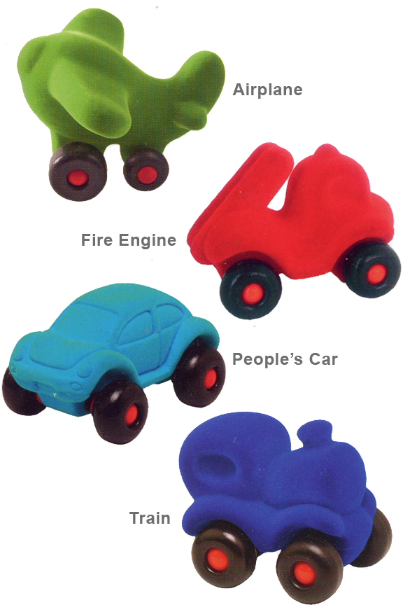 Many Styles To Choose From. Airplane, fire engine, people's car and train.