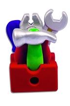 4 Piece Rubbabu Tool Set