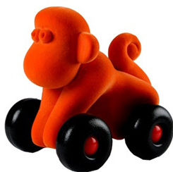 Large Animal Vehicle by Rubbabu