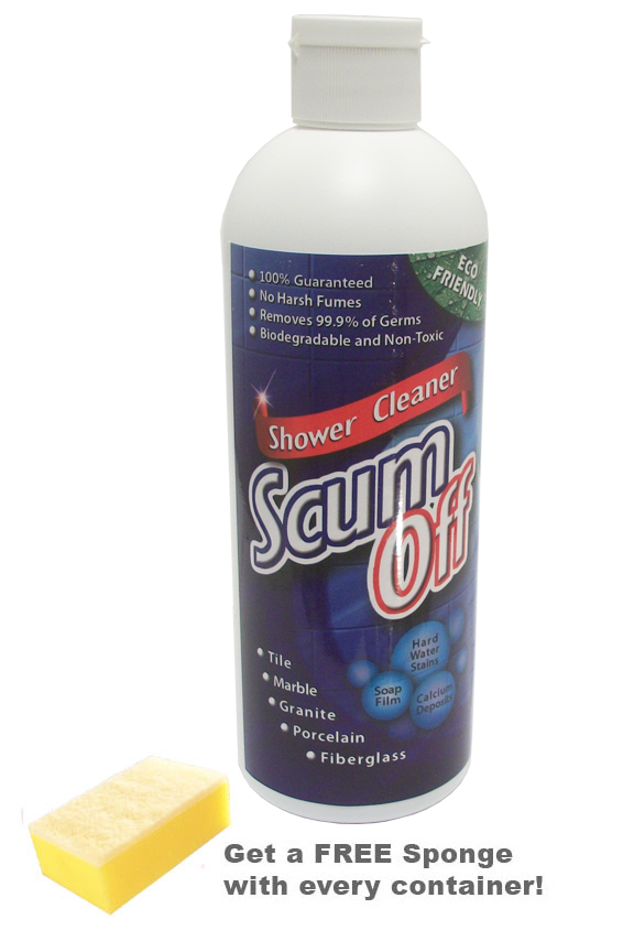 16 oz. Scum Off Shower Cleaner
