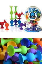 Squigz Deluxe Set (50 pieces)