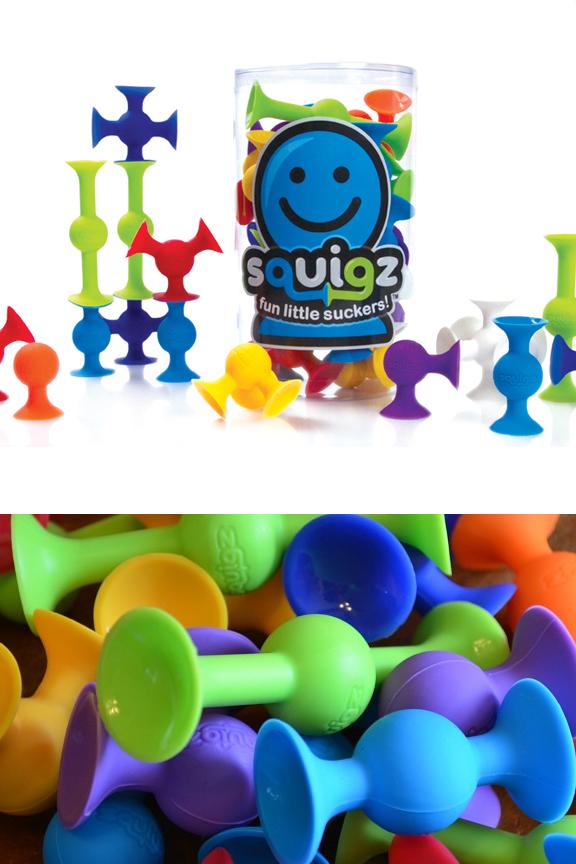 Squigz 24 Piece Starter Set