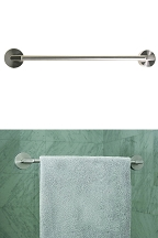 Friction Mount Towel Bar (Stainless Steel)