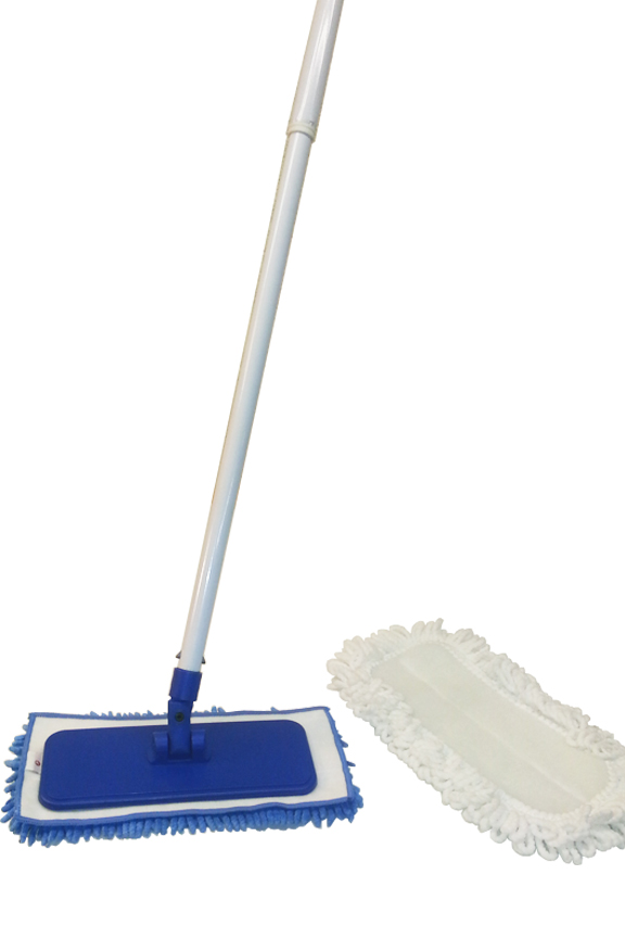 StarFiber Mop Set - 1 mop and 2 pads