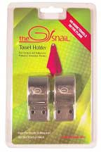The Snail Towel Holder (2-Pack)
