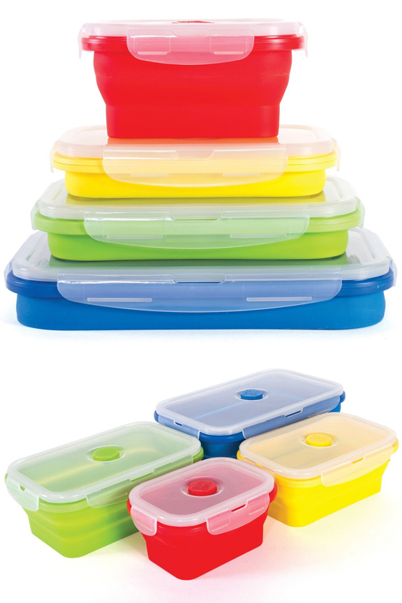 Thin Bins. Flatten or expand as needed.