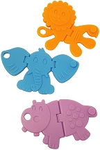 Animal Crackers Baby Toy