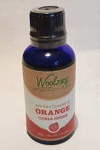 Orange Essential Oil (1 oz.)