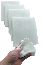 Instant Wash Cleaning Cloths (4-Pack)