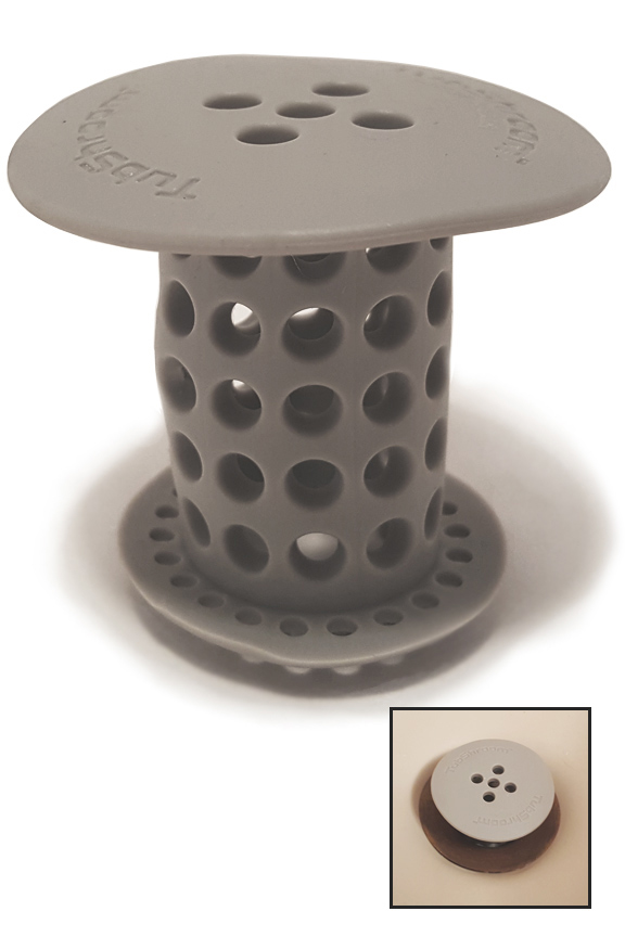 Bathtub Drain Strainer Hair Catcher