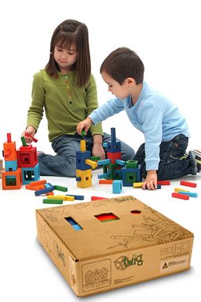 Twig Building Block Set