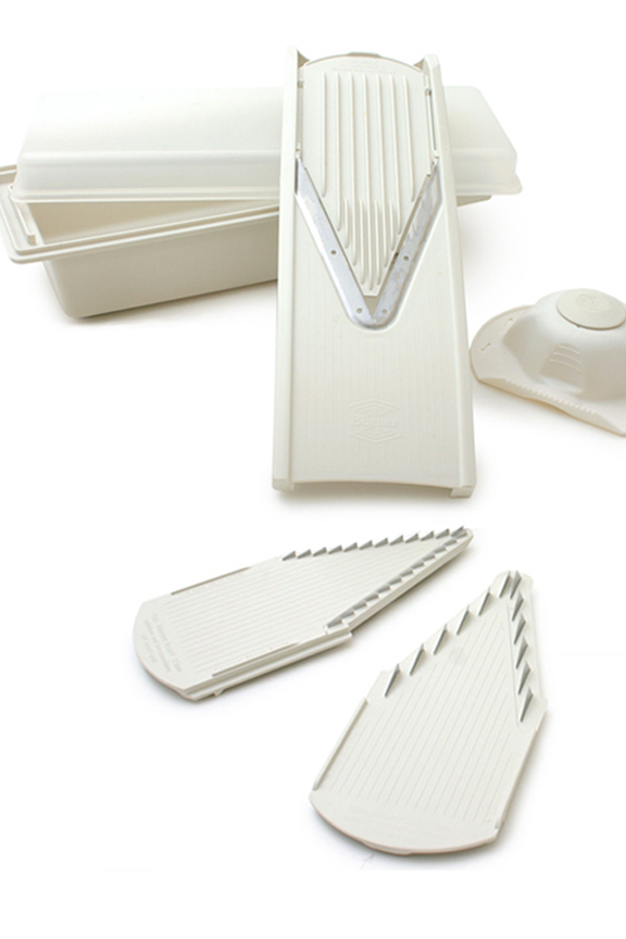 V-Prep Mandoline Slicer (7 Piece Set)
