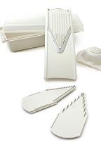 V-Prep Mandoline Slicer (7 Piece Set)