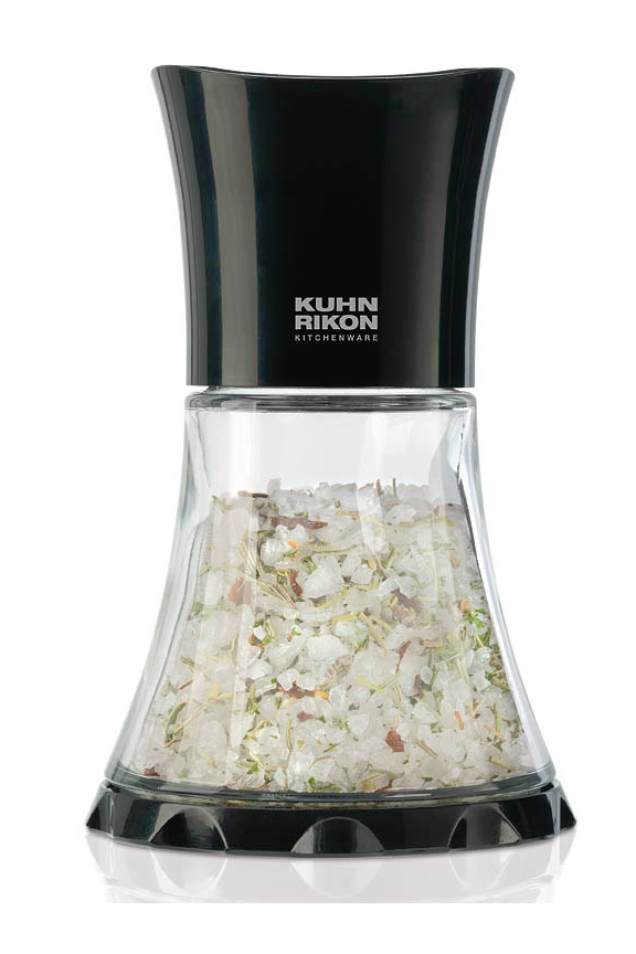 Product detail. Filled spice grinder.
