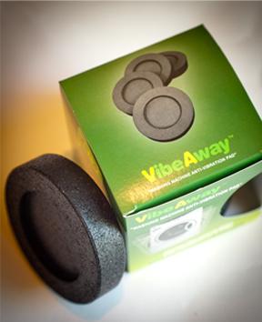 VibeAway - Anti-vibration pads
