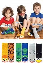 Boys Vs. Socks (3-Pack)