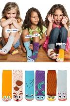 Girls Vs. Socks (3-Pack)