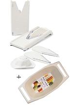 V-Slicer Plus Slice and Serve Combo (7 Piece Set)