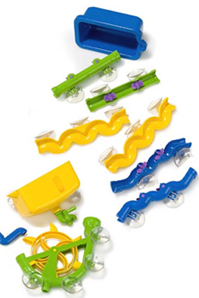 Pieces Included - WaterWorks Bath Toy