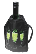 Freezable Wine Cooler Pouch