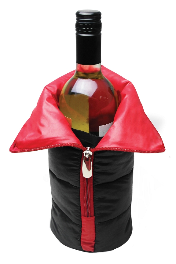 Zippered Wine Cooler Bag