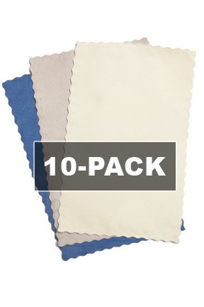 10-Pack Lens Cloth