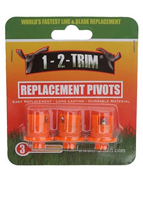Replacement 1-2-Trim Piuvots 3-Pack