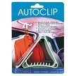 Auto Clip Clothing Carrier and Hanger
