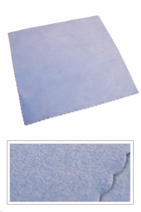 Microfiber CD/DVD/BLU Cleaning Cloth