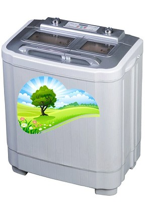 Poirtable, DUal Tub Washer And Dryer Combo