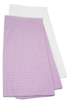Microfiber Hair Towel - A super absorbent towel for drying your hair.