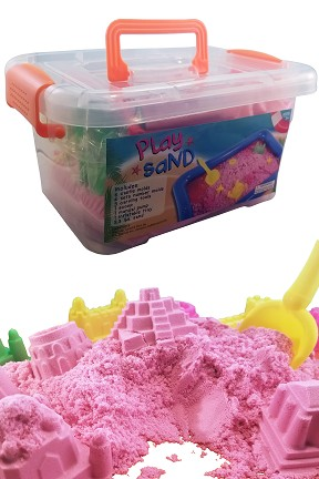 Magic Play Sand Set