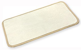 Small Bathroom Mat - Super absorbent and fast drying.