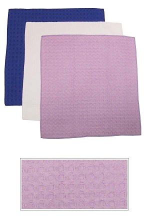 Microfiber Washcloth - Perfect for the kitchen or bathroom.