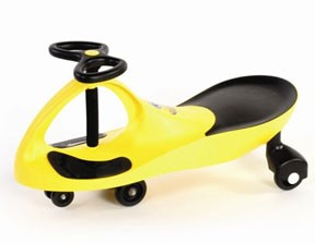 PlasmaCar - Wiggle Powered Ride On Toy