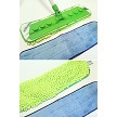 Get one chenille, heavy duty pad, and one soft blue multi-purpose pad.