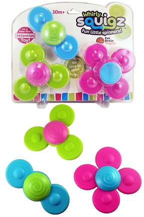 Whirly Squigz 3 Piece Set